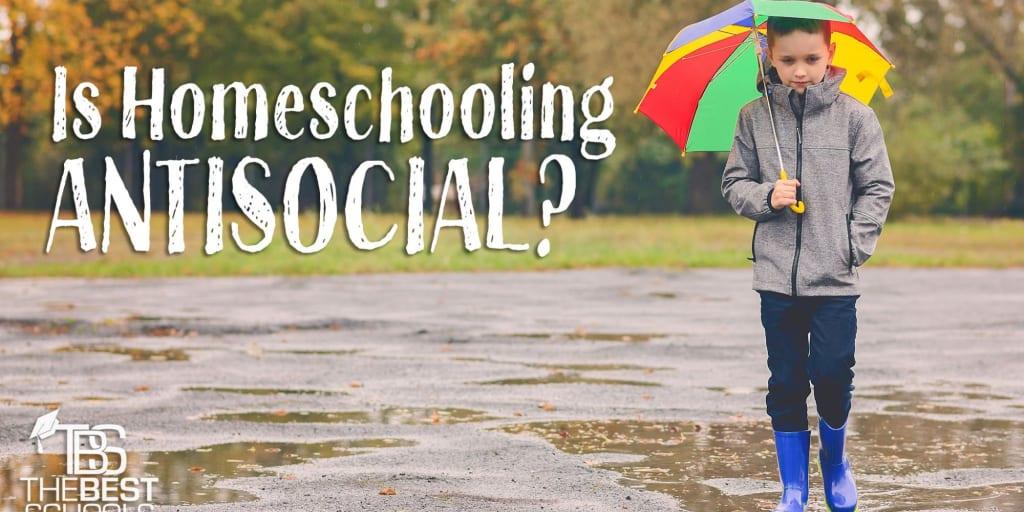 Is Homeschooling Anti-Social? | The Quad Magazine
