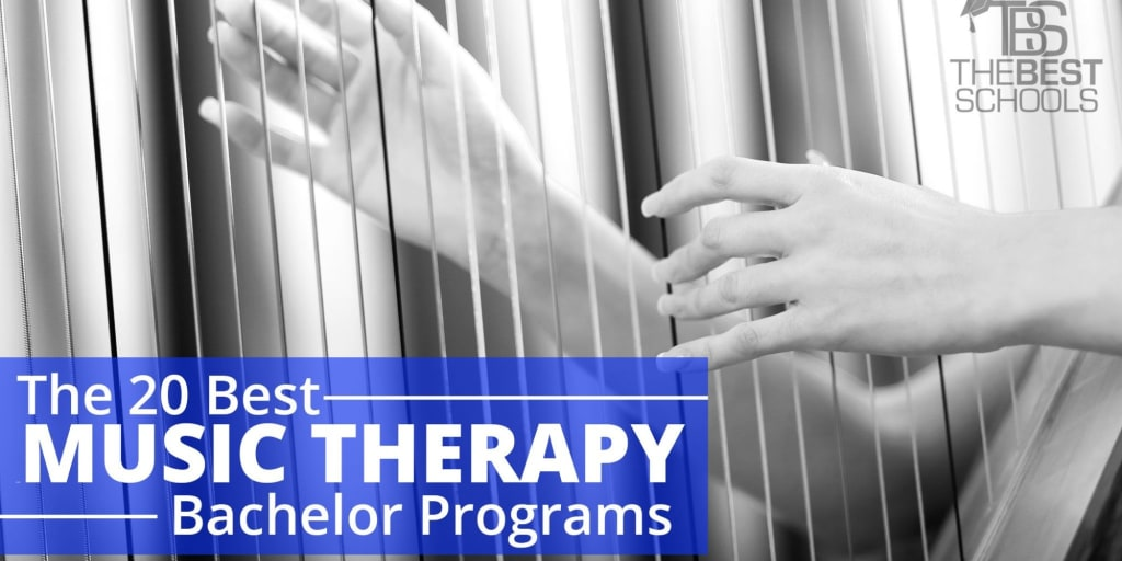 The 20 Best Music Therapy Bachelor Programs | TheBestSchools org