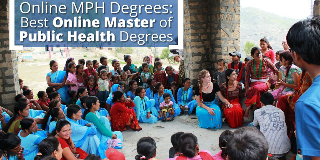 The Best Online Master of Public Health