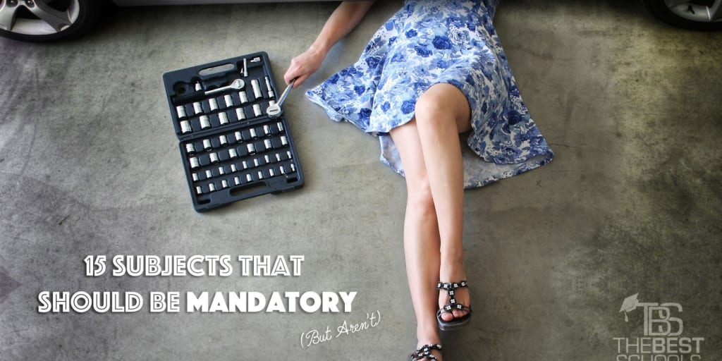15 Subjects that Should Be Mandatory (But Aren't)