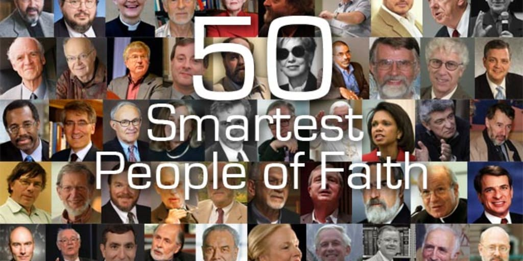 The 50 Smartest People Of Faith Thebestschools Org