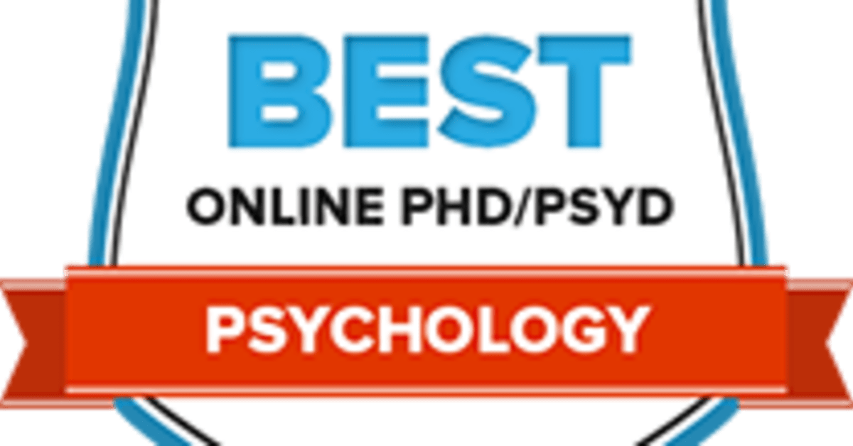 What are the Best Online PhD in Psychology Programs of 2018?