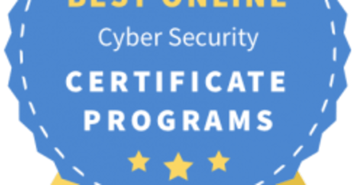 2019 S Best Online Cyber Security Certificate Programs