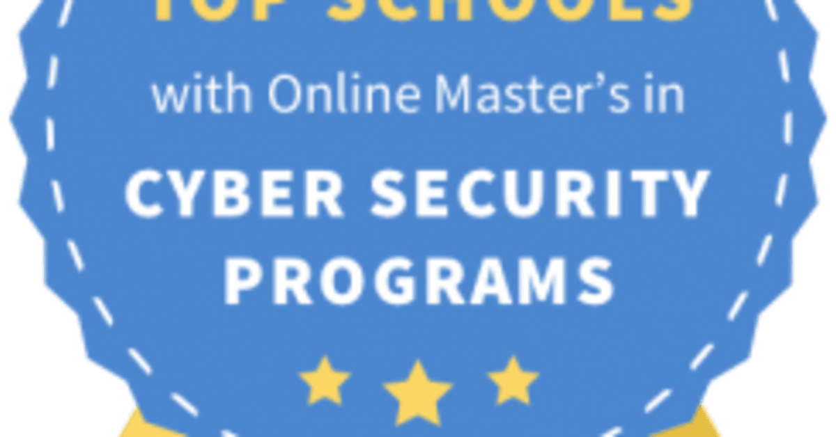 Top Online Masters Programs >> 2019 Top Schools With Online Master S In Cyber Security Programs