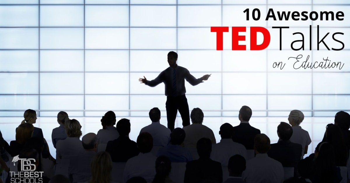 10 Awesome TED Talks on Education   The Quad Magazine