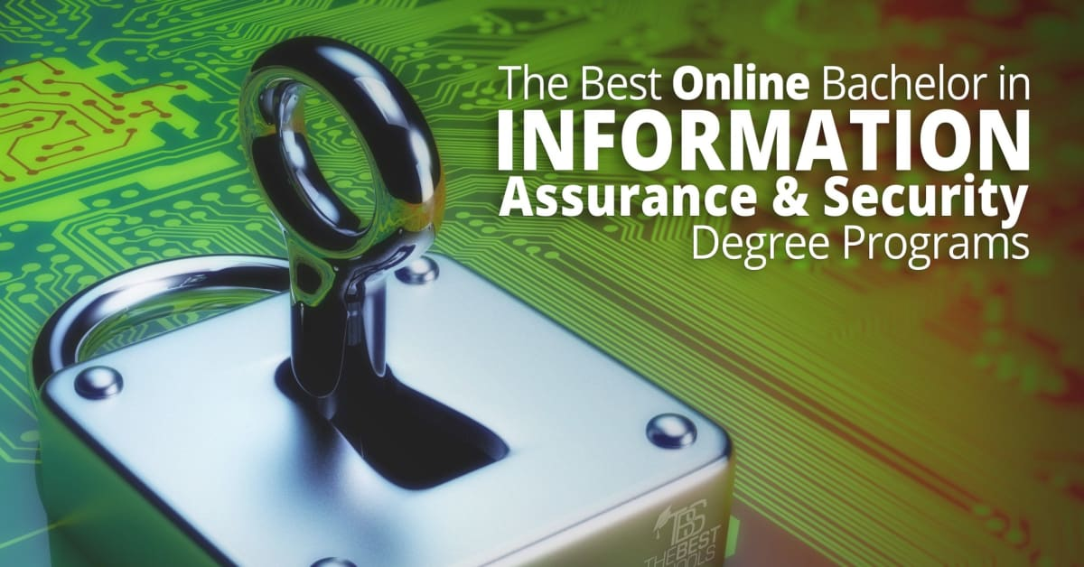 The Best Online Bachelor in Information Assurance and