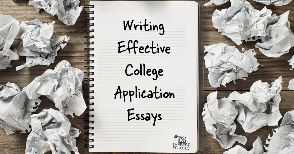 Best college admissions essays 6th