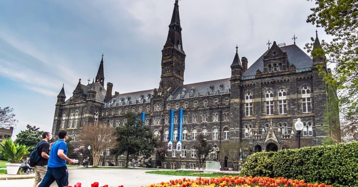 Πανεπιστήμιο της Ουάσιγκτον dating