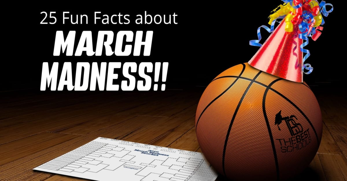 25 Fun Facts About March Madness | The Quad Magazine