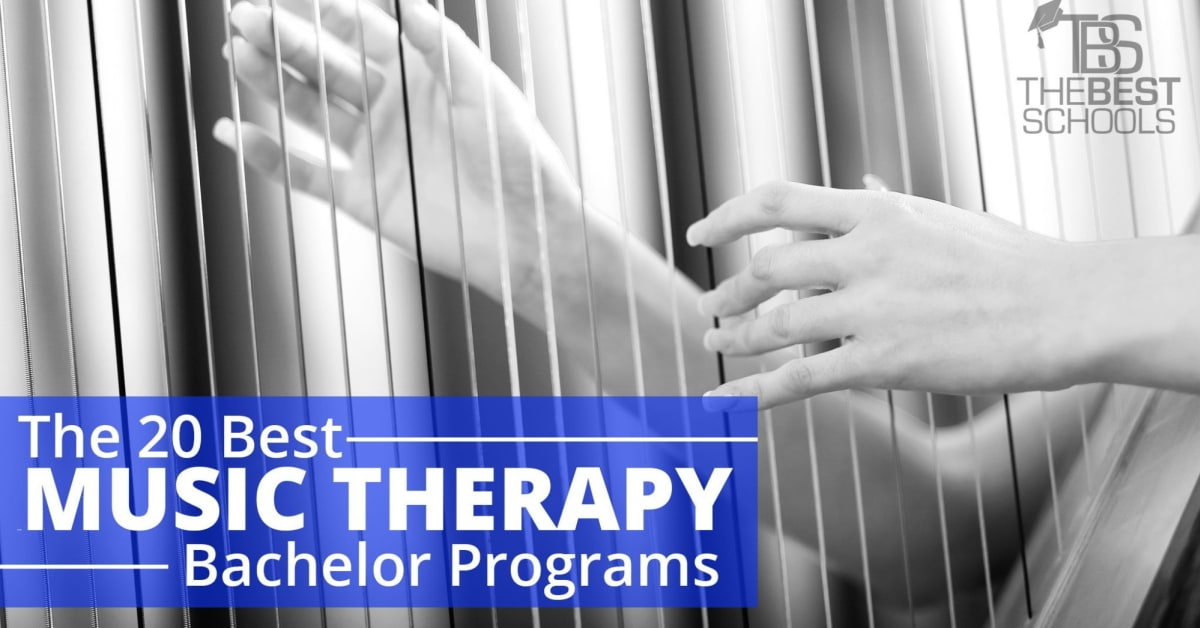 The 20 Best Music Therapy Bachelor Programs   TheBestSchools org