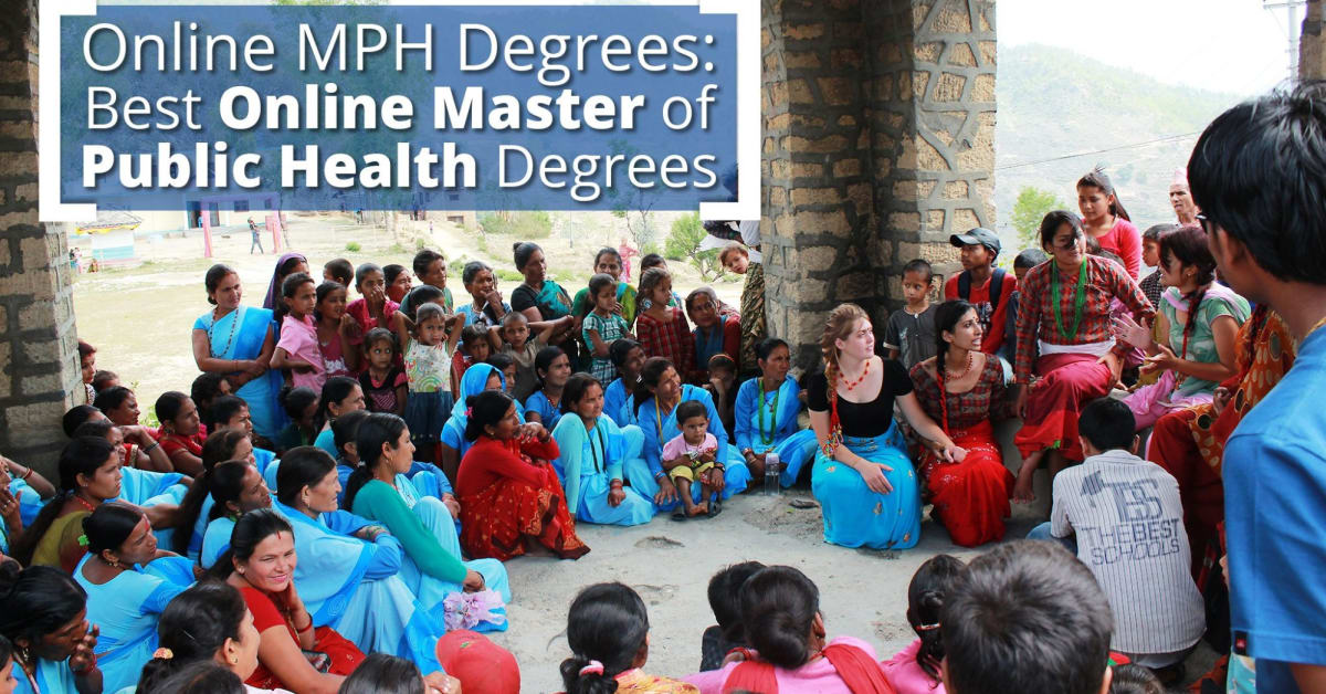 Online MPH Program: The Best Online Master of Public Health