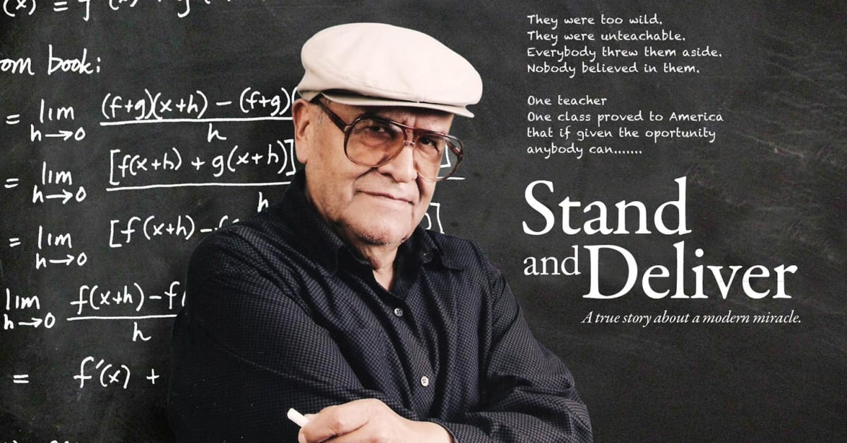Jaime Escalante in the 21st Century: Still Standing and Delivering