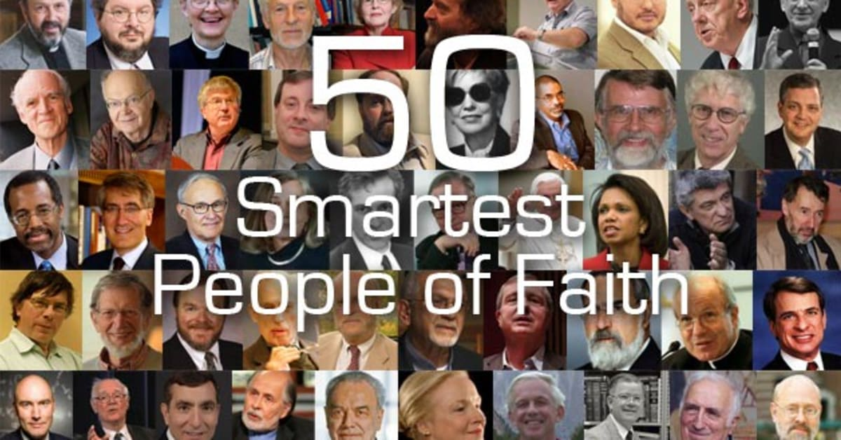 The 50 Smartest People of Faith | TheBestSchools org