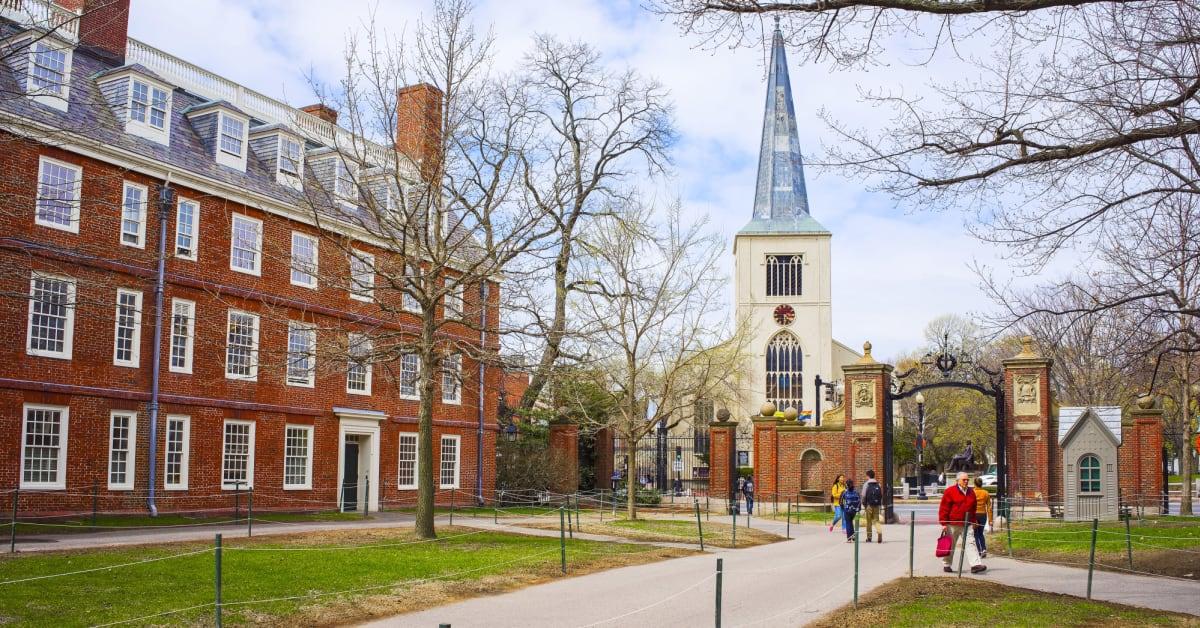 Harvard University Online TheBestSchools Org