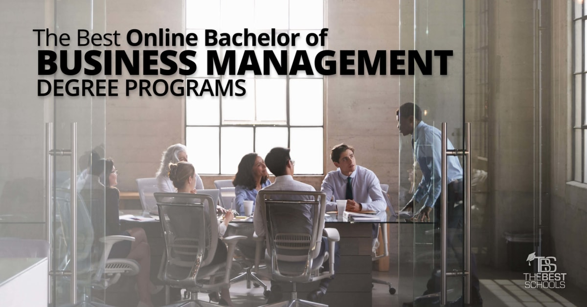 The Best Online Bachelor In Business Management Degree