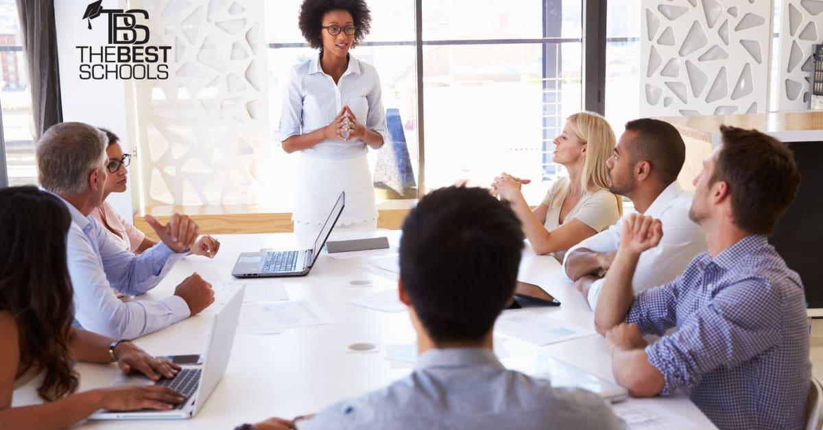 The Best Online Master's in Organizational Leadership Degree