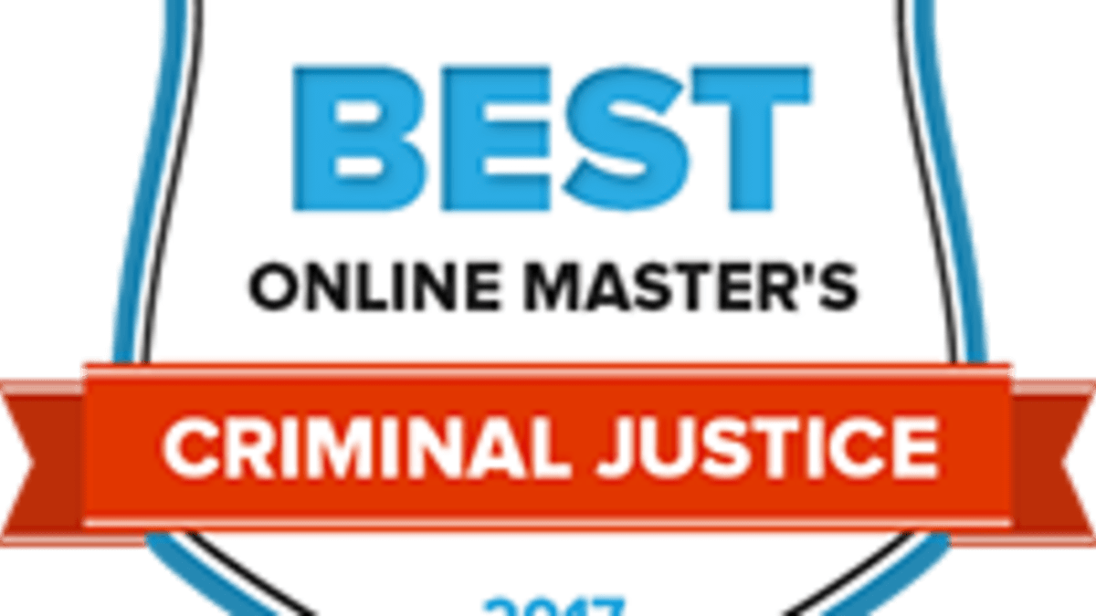 50 Best Accredited Online Masters In Criminal Justice Programs 2018