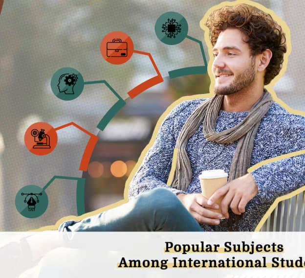 The Most Popular Subjects Among International Students