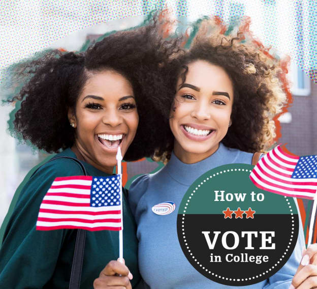 How to Vote in College