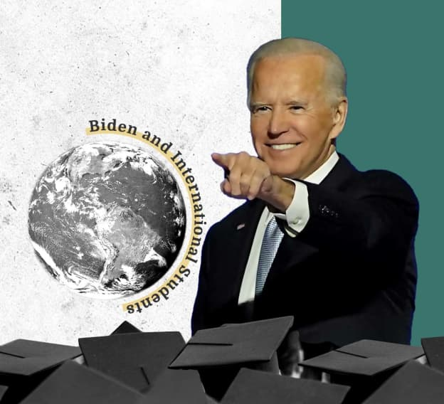 What Does a Biden Presidency Mean for International Students?