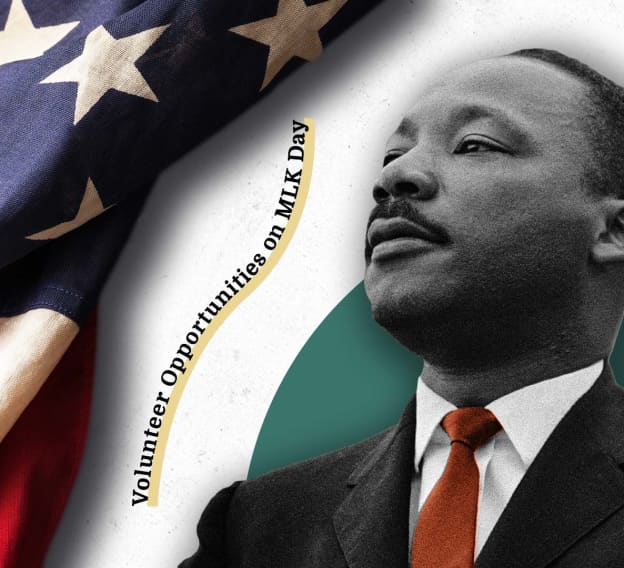 The Best Volunteer Opportunities for MLK Day