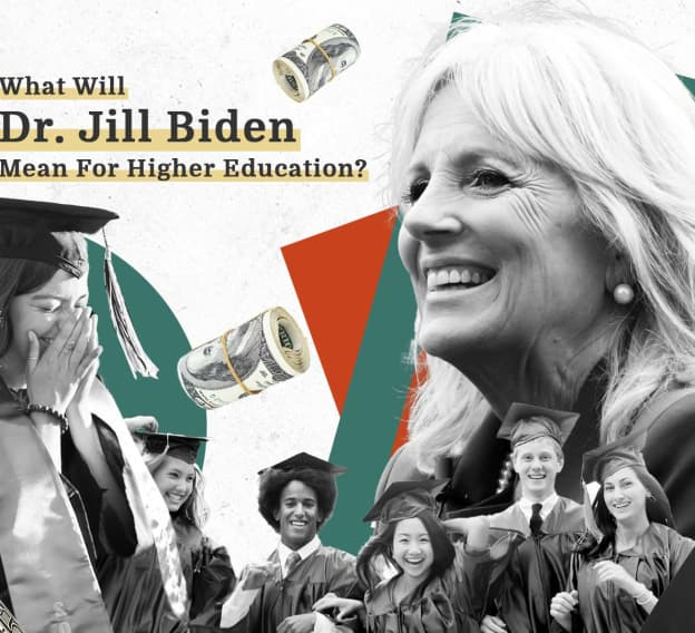 Professor First Lady – What Will Jill Biden Mean For Higher Education?