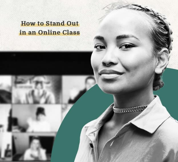 How to Stand Out in an Online Class