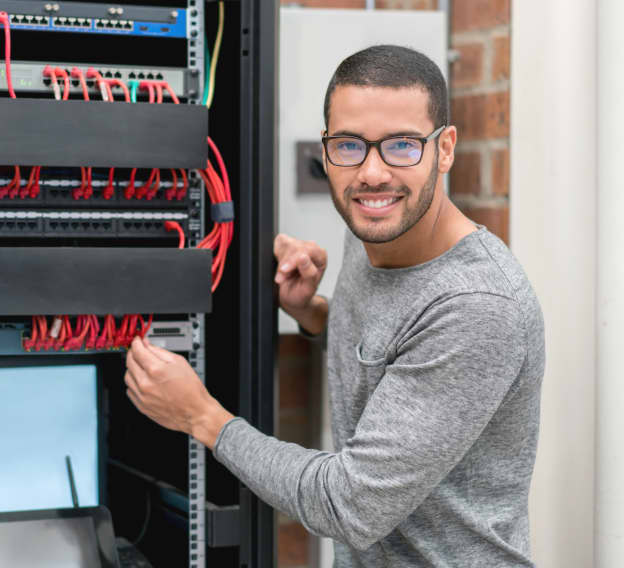 Hero Image - The Best Online Associate in Information Technology Programs