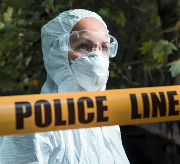 Hero Image - The Best Online Bachelor's in Crime Scene Investigation Programs