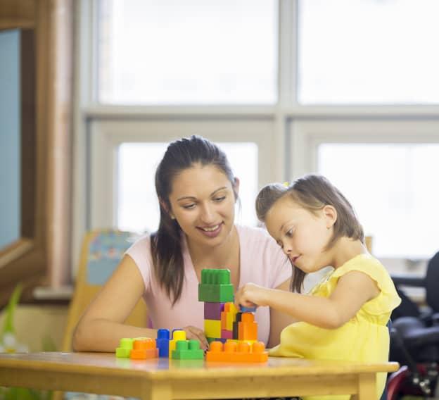 Hero Image - Special Education Teacher Careers