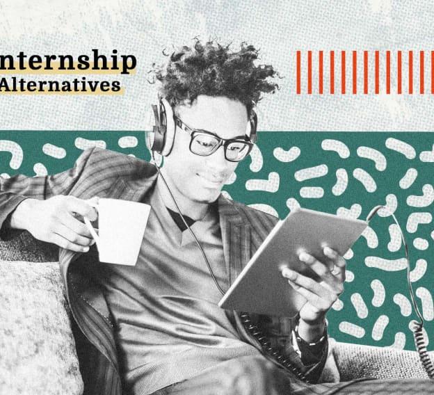 Hero Image - Internship Alternatives (If COVID-19 Canceled Yours)