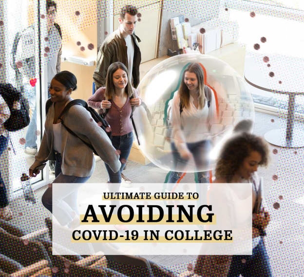 Hero Image - Ultimate Safety Guide to Avoiding COVID-19 in College