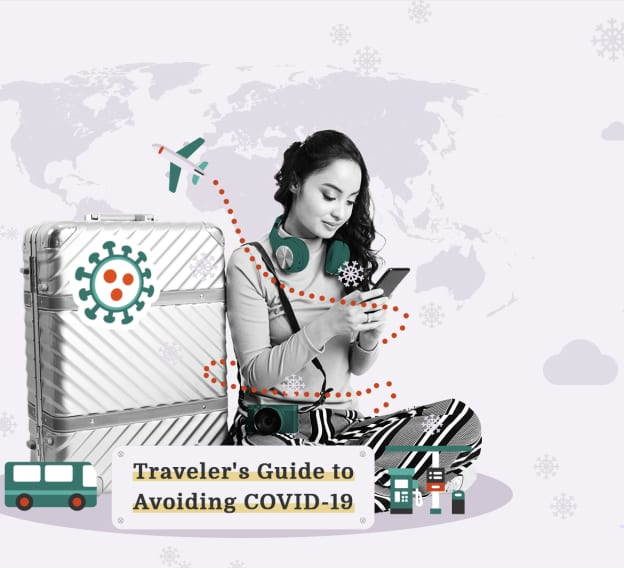 Hero Image - A Traveler's Guide to Avoiding COVID-19 During the Holidays