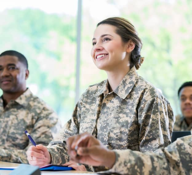 Attend a Military Academy
