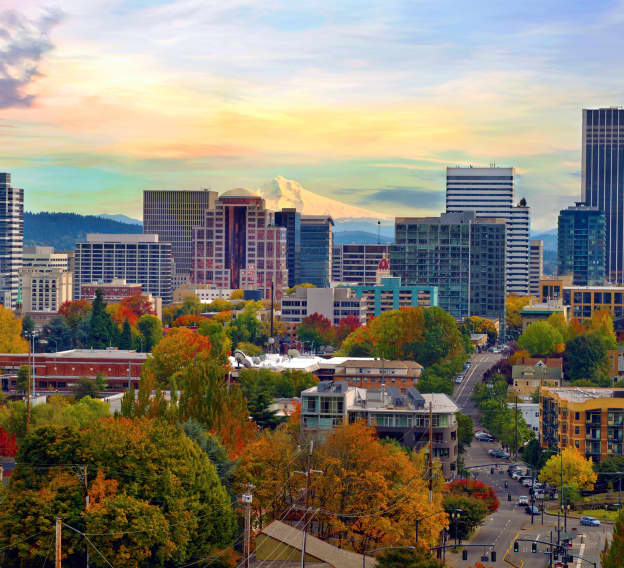 Jobs in Portland, Oregon