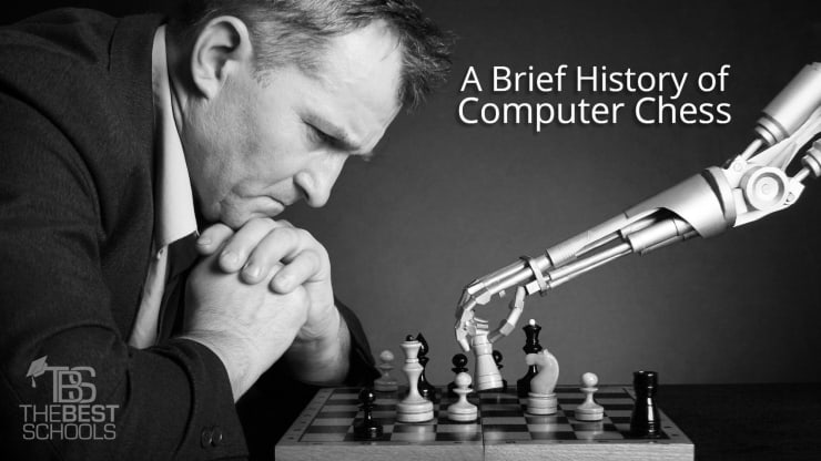 A Brief History of Computer Chess | The Quad Magazine