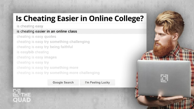 Is Cheating Easier in Online College? | The Quad Magazine