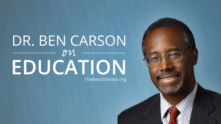 Interview with Dr  Ben Carson on Education | The Quad Magazine