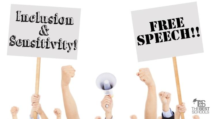 Do Inclusion and Sensitivity Threaten Free Speech? | The
