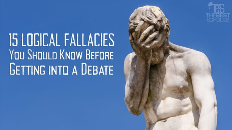 Isnt It Pity Real Problem With Special >> 15 Logical Fallacies You Should Know Before Getting Into A Debate