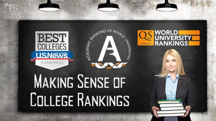 Making Sense of College Rankings | The Quad Magazine