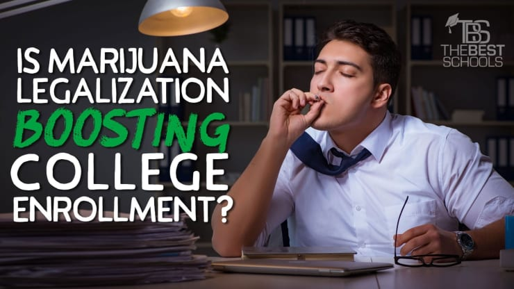 Is Marijuana Legalization Boosting College Enrollment? | The