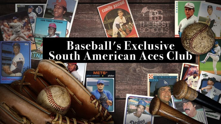 Baseball's Exclusive South American Aces Club | The Quad