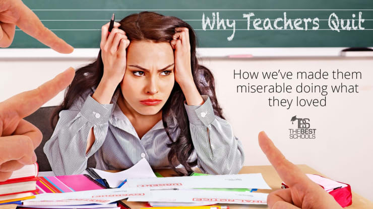 Student Stress Is Educations Overlooked >> Why Teachers Quit The Quad Magazine