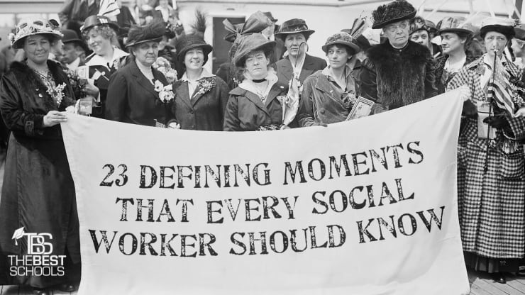 23 Defining Moments That Every Social Worker Should Know