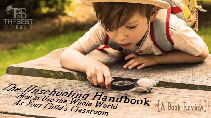 Book Review The Unschooling Handbook By Mary Griffith