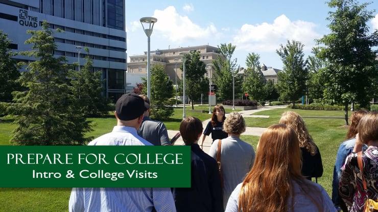 Prepare for College — Intro & College Visits | The Quad Magazine