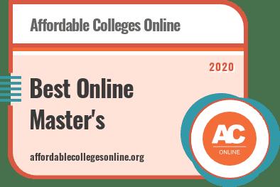 Affordable Online Master S Degrees 2020 Affordable Colleges Online