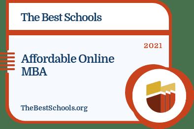 Affordable Online MBA