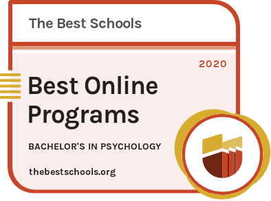 Best Online Bachelor's in Psychology 2020 | TheBestSchools.org